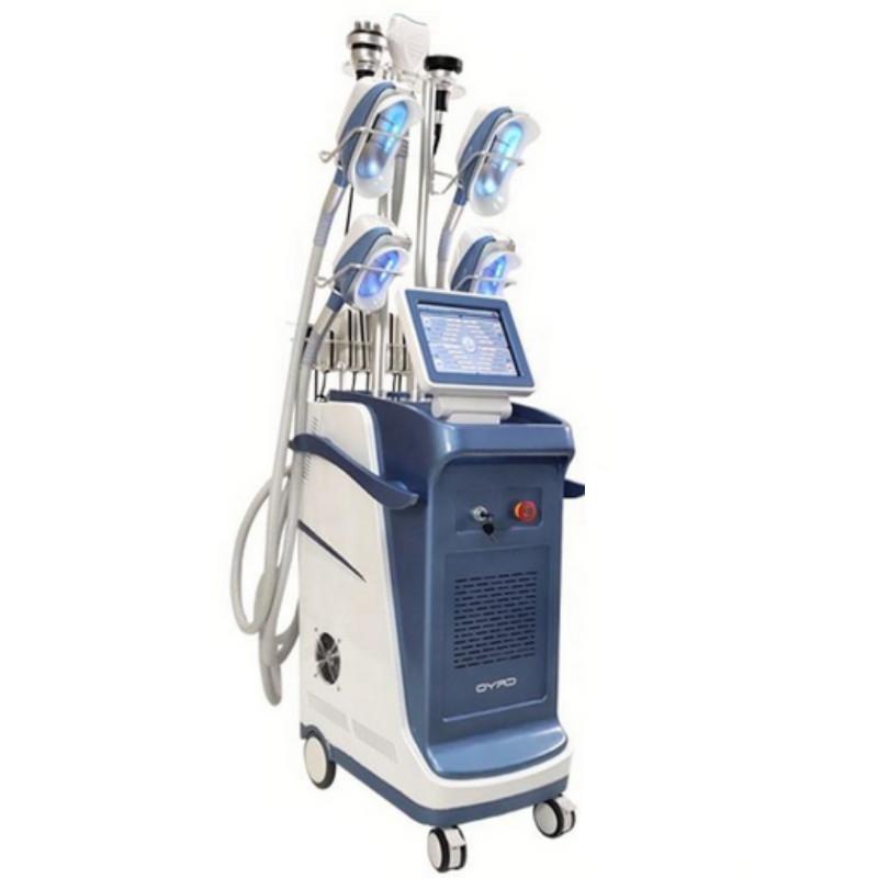 New Technology Machine 5 Handles 40k ultrasonic lipolaser cavitation Slimming Fast Free Shipping