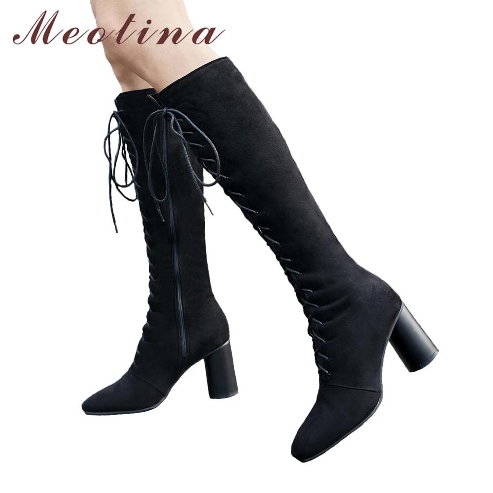 Wholesale Size 12 Women High Heel Boots