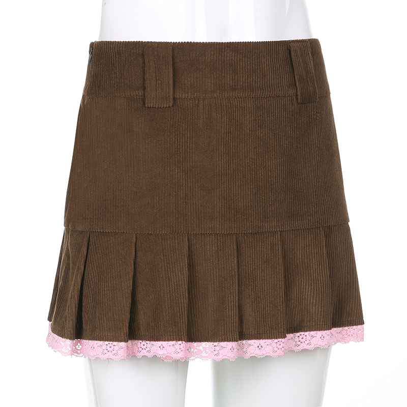 Corduroy Skirt (10)