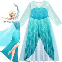 Girls-Dresses-Elsa-Anna-Princess-Birthday-Dress-Girl-Carnival-Party-Dress-For-Kids-Snow-Queen-Halloween