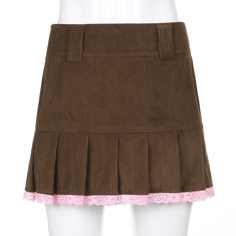 Corduroy Skirt (9)