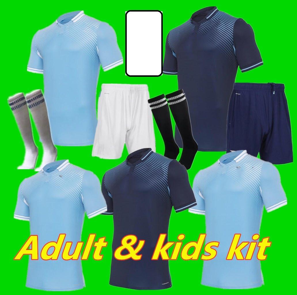 DHgate coupon: kids Adult kit 2020 2021 Lazio Italian Cup final jersey Lazio F.ANDERSON LUCAS KISHNA ENOUGH D JORD JEVIC KEITAULIC FINAL18 19 jersey