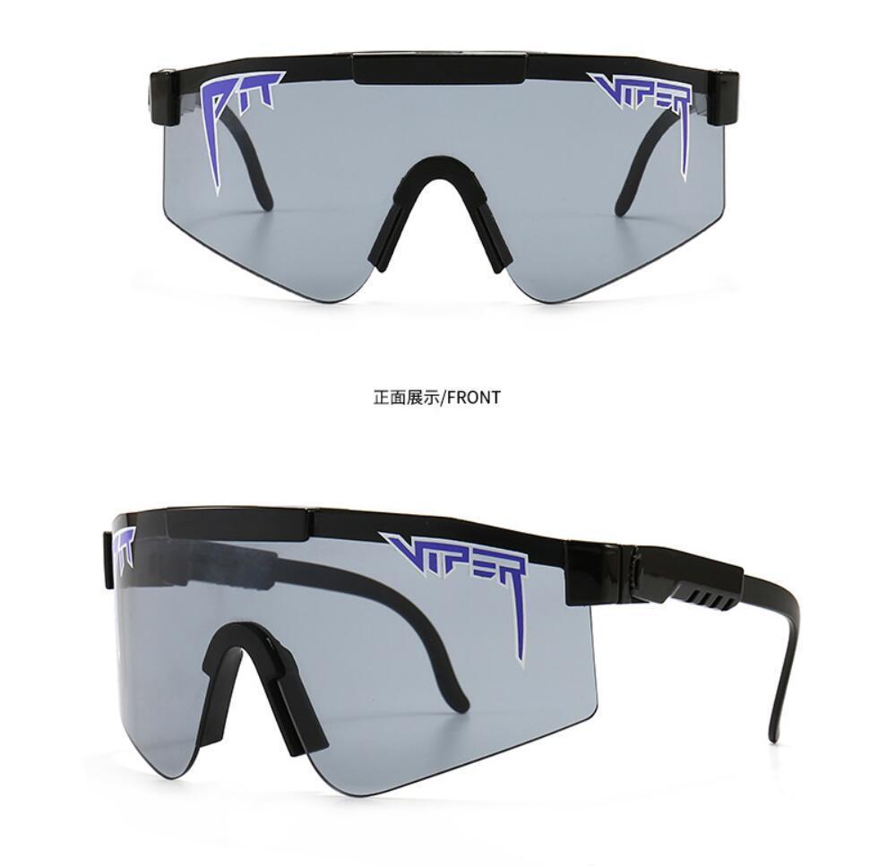 SUMMER man pit viper SUNGLASSES riding glasses. women drving wind Glasses men fashion cycling glass One piece lens UV400 free ship