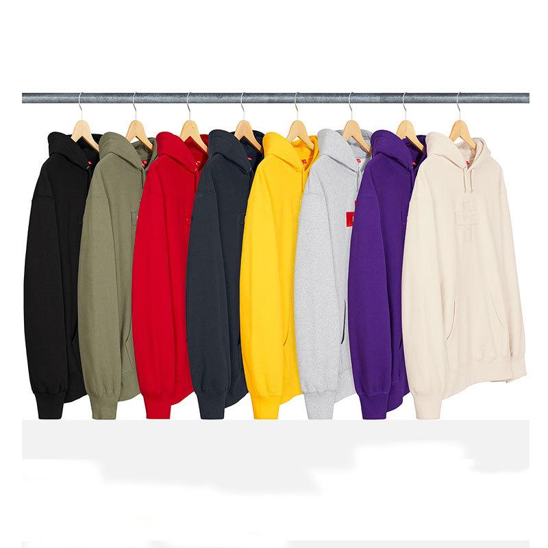 Fashion Cross Letters Hoodies Mens Hoodie Sweatshirt Casual Letter Print Hip Hop Hoody Couple Pullover Sweatshirt Streetwear