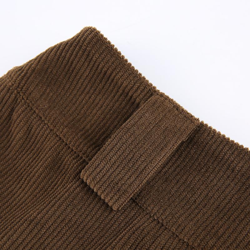 Corduroy Skirt (4)