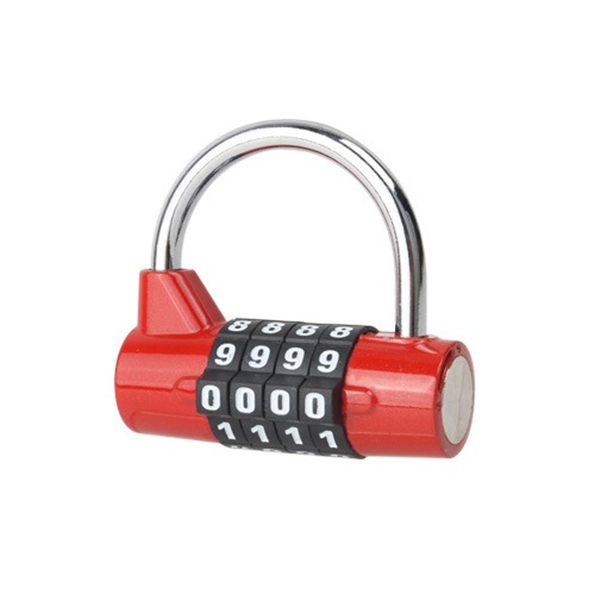 4 or 5 Digit Security Lock Practical Travel Bag Luggage Padlock Combination Lock