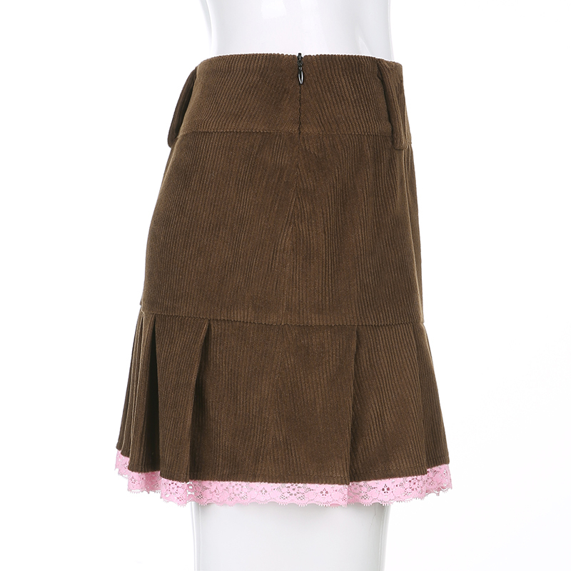 Corduroy Skirt (11)