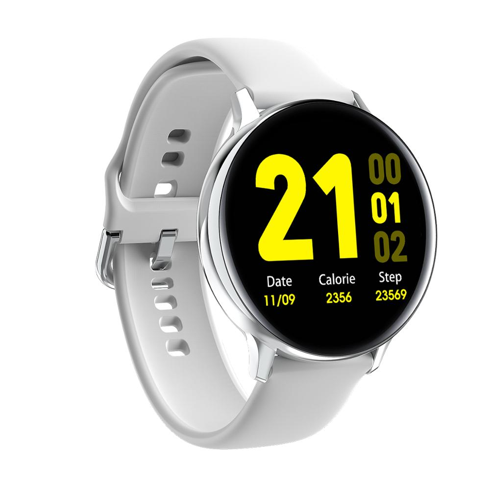 Winsun Smart Watch Full Touch 1.4 Inch Screen IP68 WaterProof Smartwatch Sports Message Reminder SmartWatch Men for Samsung Galax