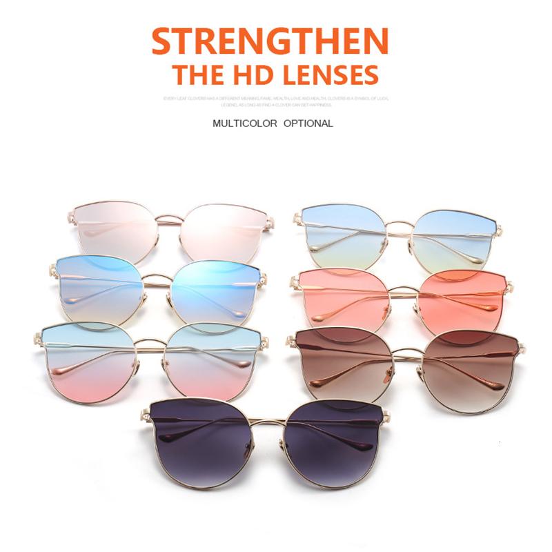 gold frame clear lens glasses (2)