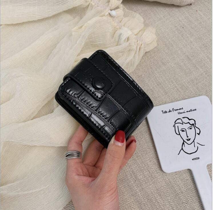 Lipstick Storage Bag Portable Makeup Bag Rouge Bags With Mirror Multifunctional Bags Mini Capacity High-grade Cosmetics Storage Bag WMQ490
