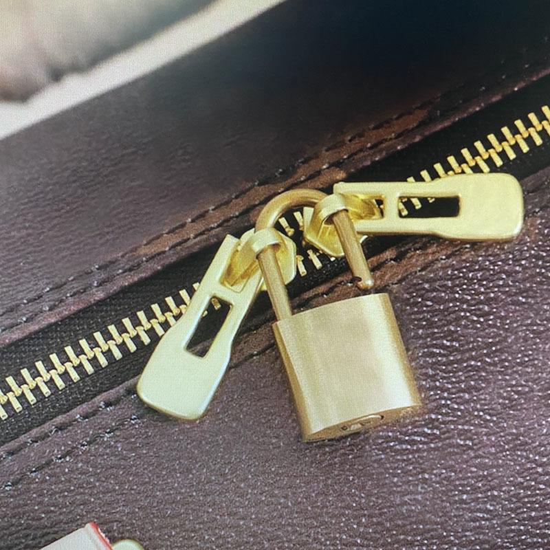 Classic Traveler Bag 25 30 35 CM Fashion Women Shoulder Bag Mono Pillow Totes Handbags Crossbody Bags M41113 M41112 M41111 25cm 30cm 35cm