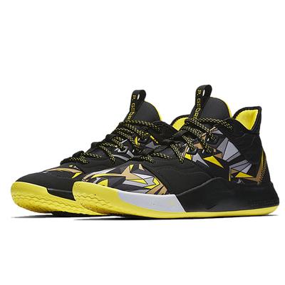 2019 With Box PG 3 NASA 50th Reflective Silver Men Basketball Shoes PG3 3s Metallic Silver Mandarin Duck Paul George Shoes