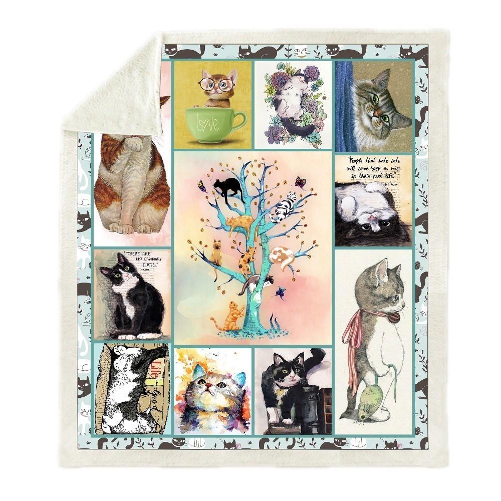 Sofa-Cushion-Yoga-Mat-Blanket-Picnic-Blanket-Thick-Double-layer-Plush-Anime-Cat-3d-Print-Carry (5)