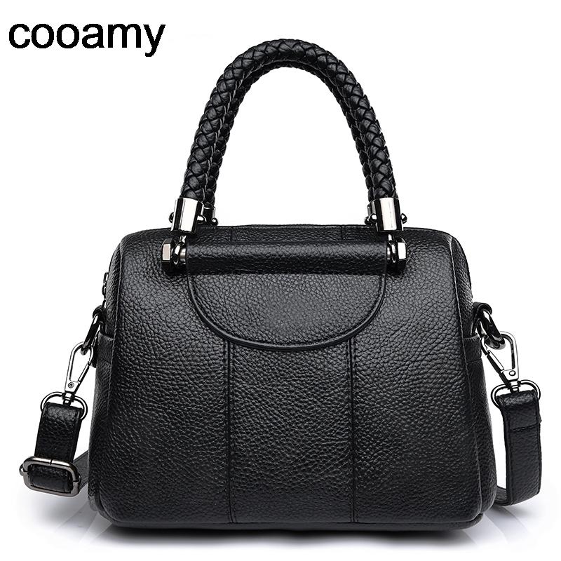 PU Leather Messenger Bags Women Handbags Small Women