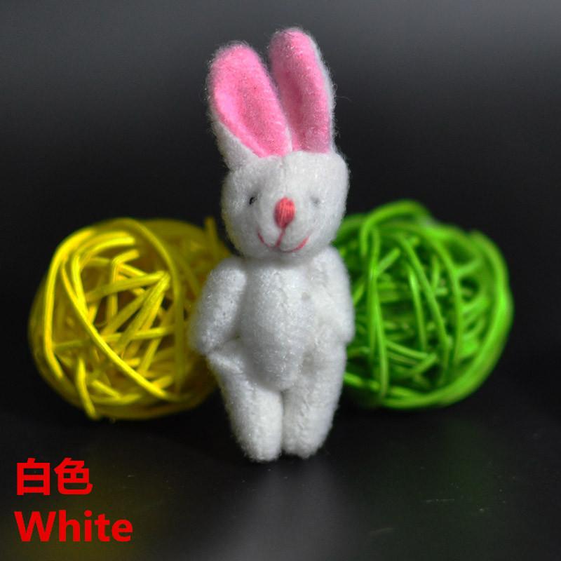4.5CM Plush Rabbit Bunny 17