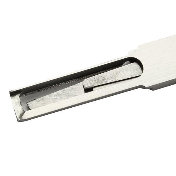 DANIU HU66 V.3 2 in 1 Car Door Lock Pick Decoder Unlock Tool Locksmith Tools