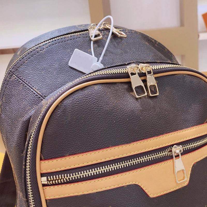 Shoulder Bags Travel Backpack Handbag Fashion Full Letter Big Capacity Classical Style High Quality Outdoor Bag