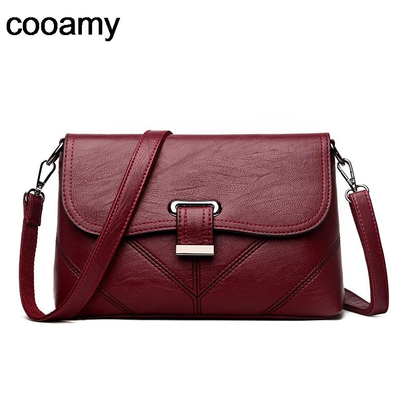 Luxury Shoulder Bag Women Leather PU Bags Designer Fashion Ladies Crossbody Bag New Female Messenger Bags bolso mujer