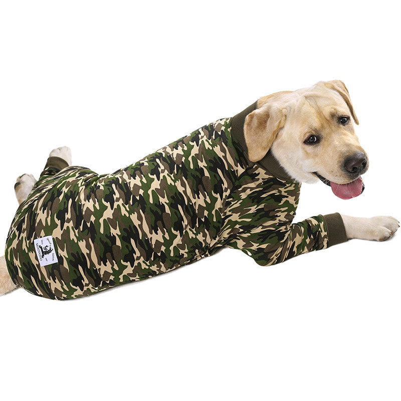 dog clothes Camouflage (1)