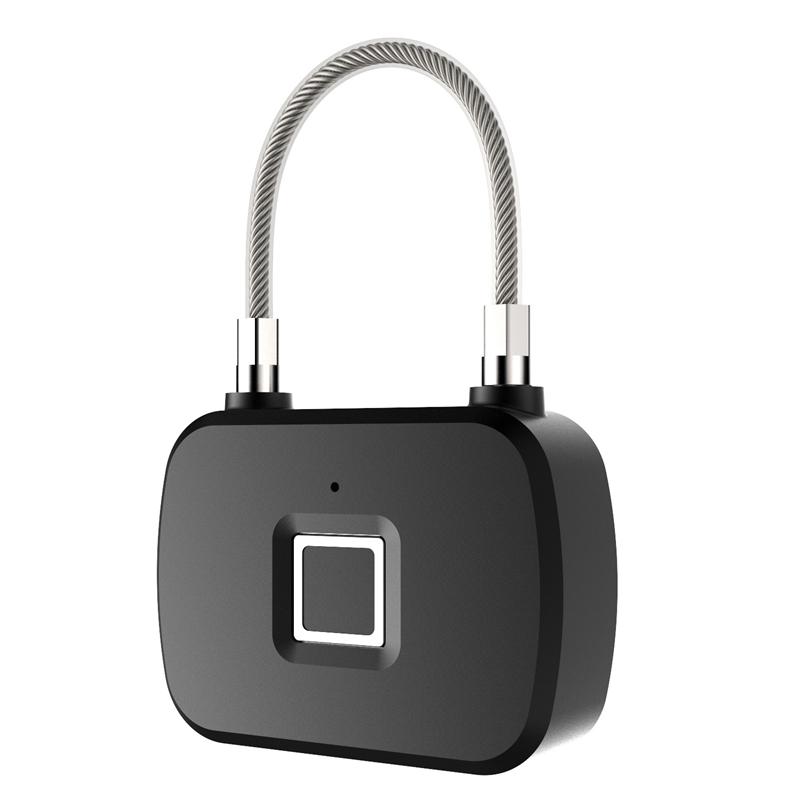 Smart Fingerprint Lock 2