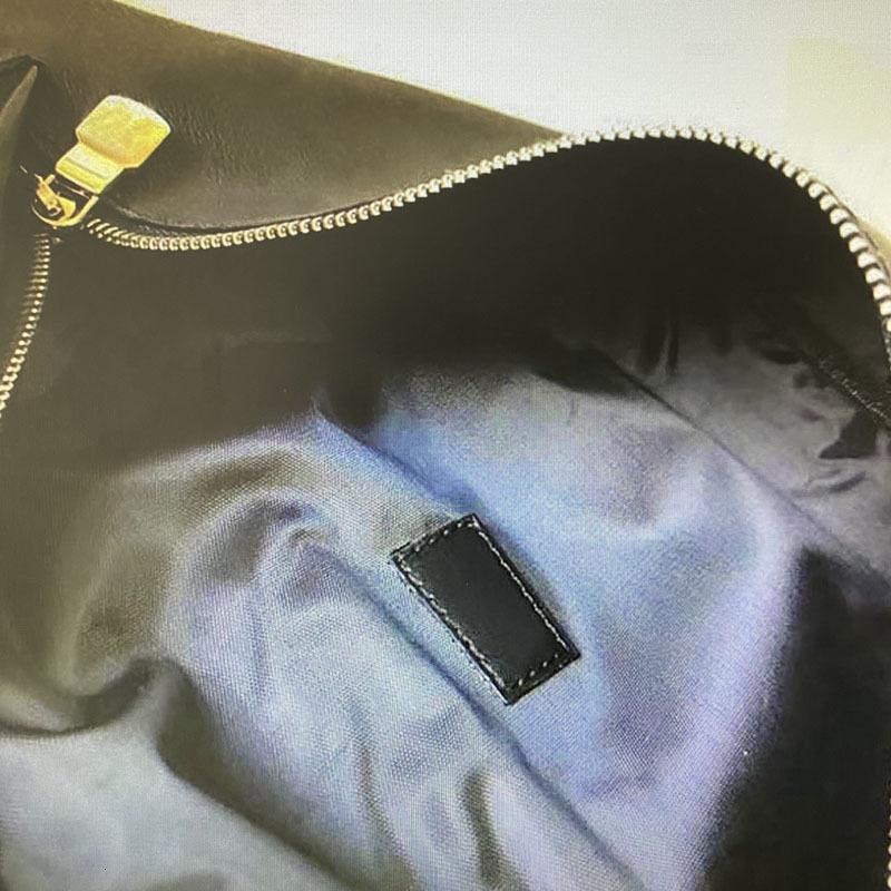 M44336 DISCOVERY BUM BAG Fashion Men Waist Belt Eclipse Canvas Bags Fanny Pack Travel Women Chest Shoulder Cross Body Waist Bag Phone Pouch