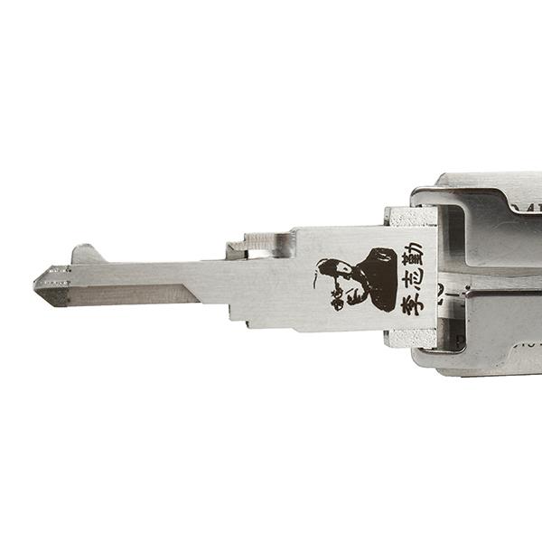 DW04R v.2 2 in 1 Car Door Lock Pick Decoder Unlock Tool