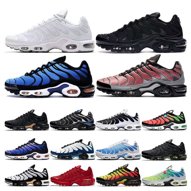 nike air max tn plus para hombre mujer blanco negro NEPTUNE VERDE azul para  hombre entrenador zapatillas deportivas transpirables tamaño 36-45