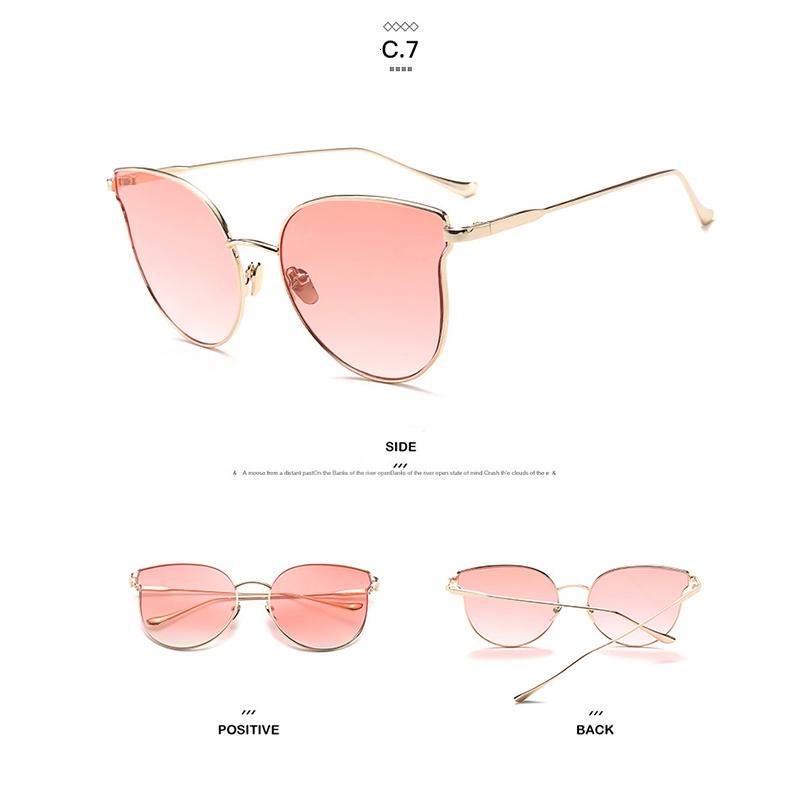 gold frame clear lens glasses (9)