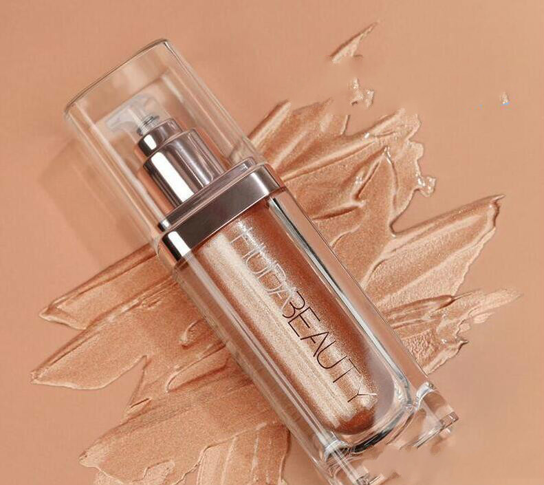 Brand maquiagem foundation makeup foundation highlighter concealer All Over Face and Body Highlighter Glows Bronzers & Highlighters
