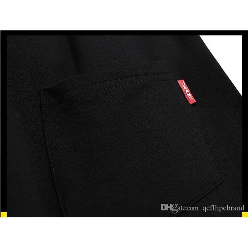 Leisure sport men trousers Extra large size Fertilizer High waist and long trousers Small feet guard pants Elastic force Men's Pants M70585