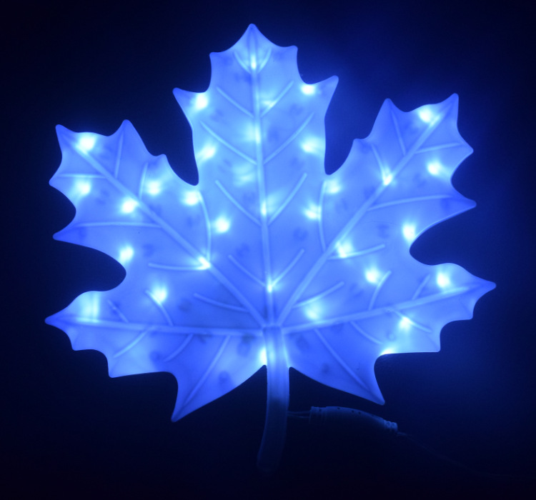 White Maple Leaf1