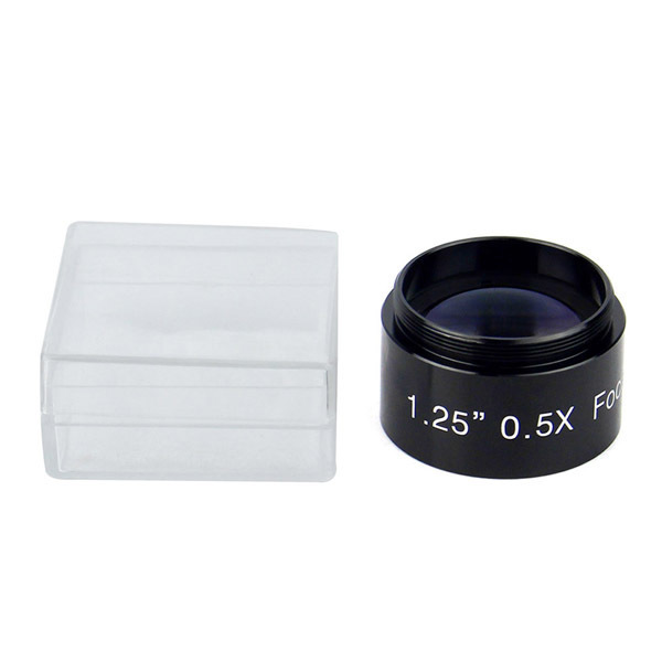 LAIDA 0.5x Focal Reducer Multi-Coated 1.25 inch for Telescope (1)