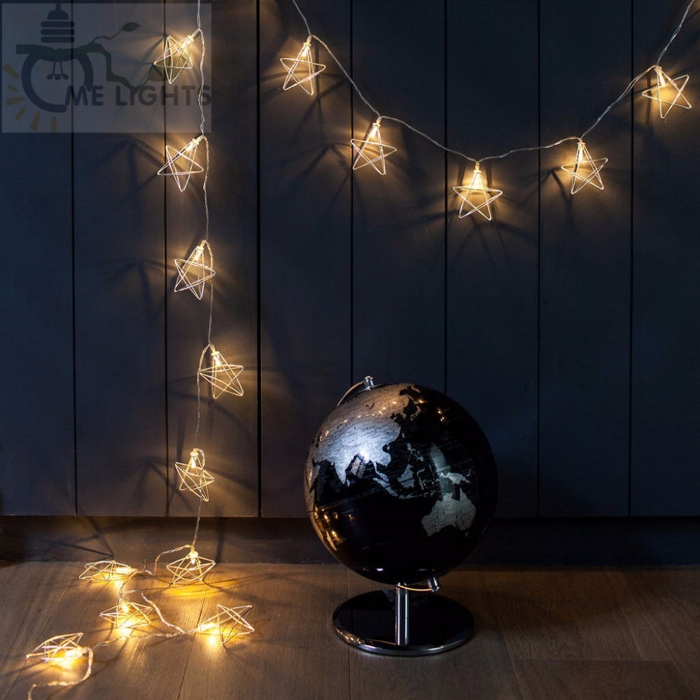 original_20-silver-geometric-star-fairy-lights (1)