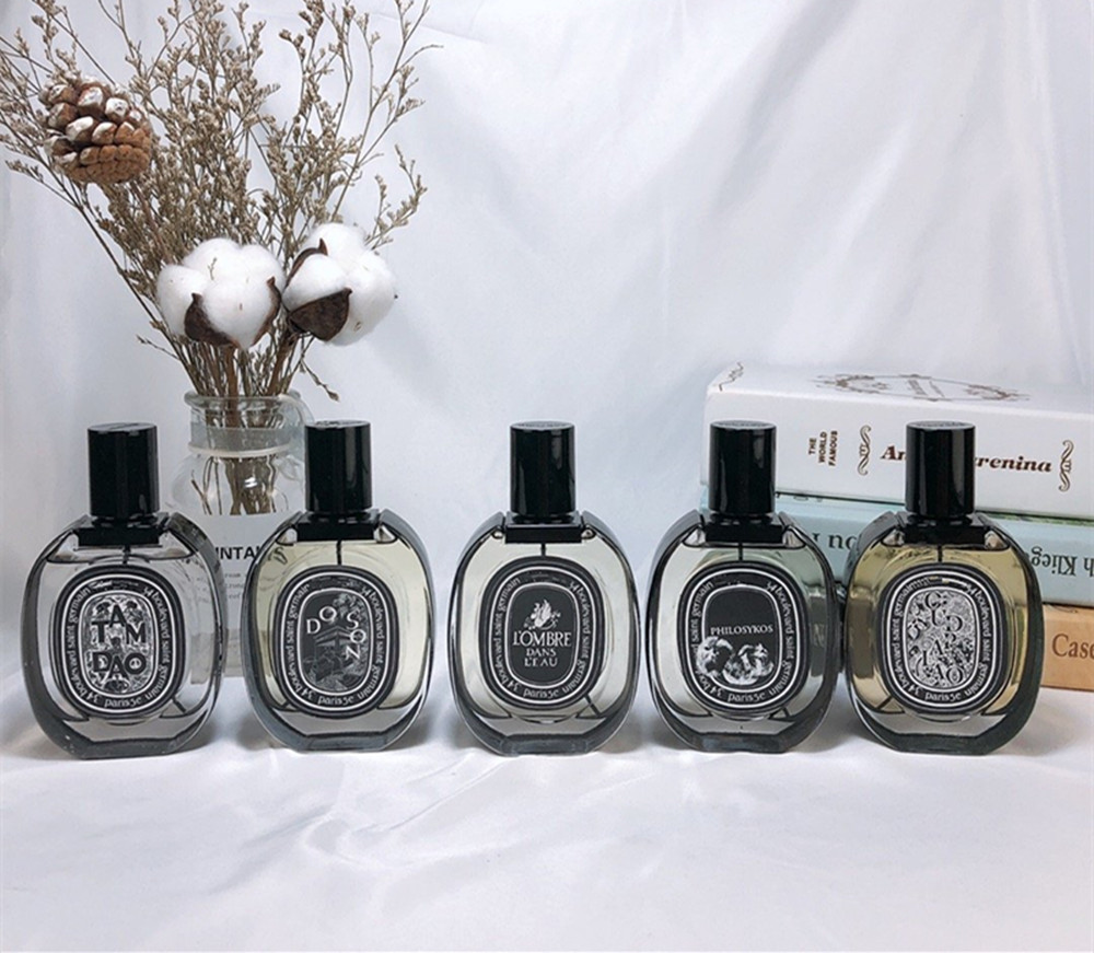 EPACK Perfume Tam Dao Floral Woody Musk Black Label Perfume Light Fragrance 75ML EDP Mysterious Perfume Pure Fragrance Salon Fragrance