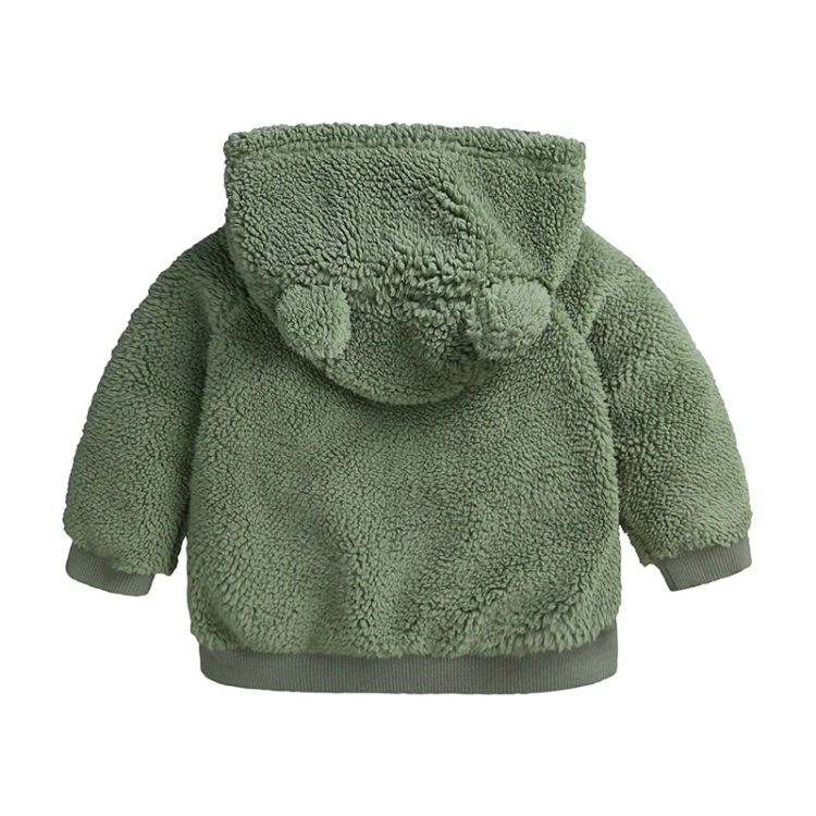 New Style Hooded Long Sleeve Warm Baby Clothes Bebe Coat Infant Clothing Toddler boys outfits Girls clothes (8)