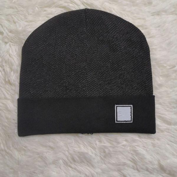 2021 fashion high quality beanie unisex wool knit hat classical sports skull hat ladies casual outdoor warmth