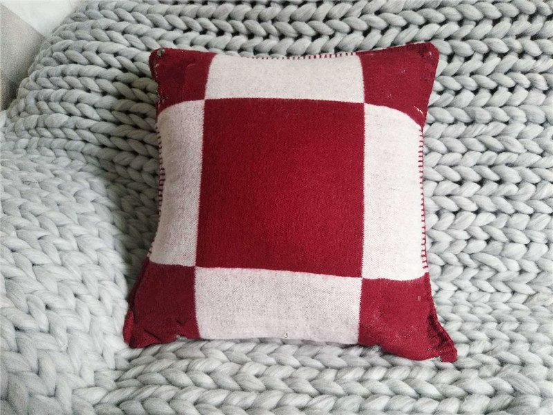 Wool cushion cover 45x45cm/65x65cm without pillow case cover