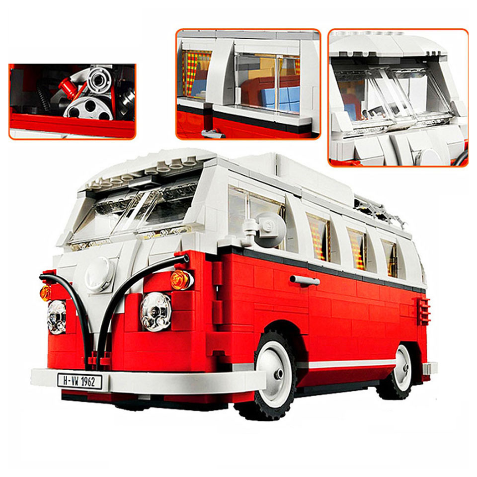 Technic-Series-10220-1354pcs-Technology-Series-Volkswagen-T1-Camper-Compatible-Lepining-Car-Modeling-Building-Blocks-Toys