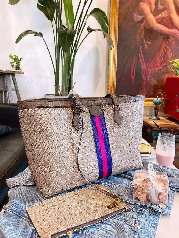 Tote Famous Classic women bags Ladies Handbag Large Capacity Shoulder Tote Day Clutch Bag Wallet Ms.