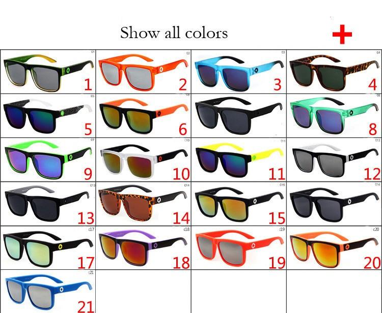 NEW Sunglasses Men Sport Sunglasses Men Driving Mirror Coating Points Black Frame Eyewear Male Sun Glasses UV400 (2)