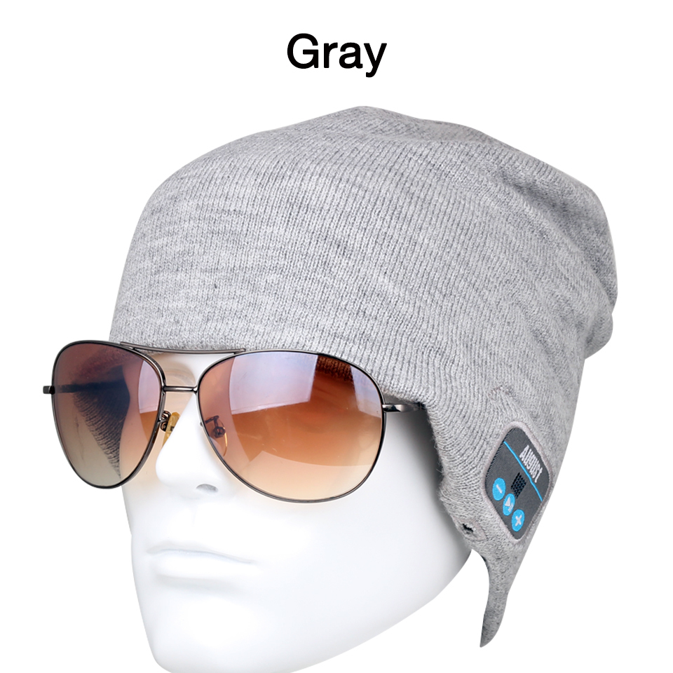 August EPA20G Bluetooth Beanie Cap for Outdoor