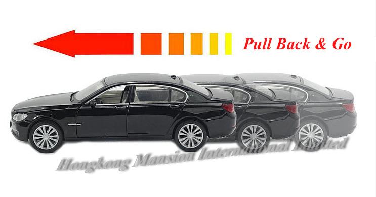 132 Car Model For BMW 750Li (16)