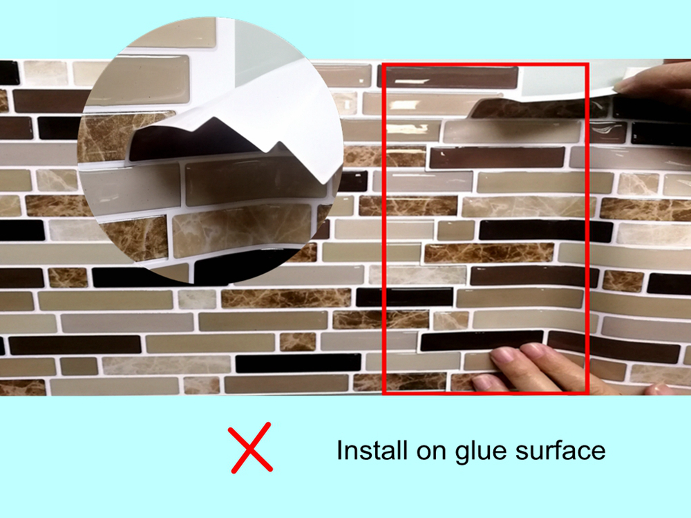 Wrong installation method