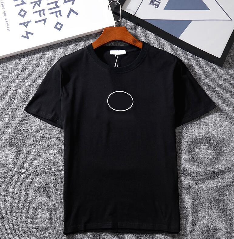 2021 Hot Mens T Shirt with Letter Printed Men Women Fashion Summer Tee Short Sleeve Crew Neck Casual T-shirt homme clothes S-2XL