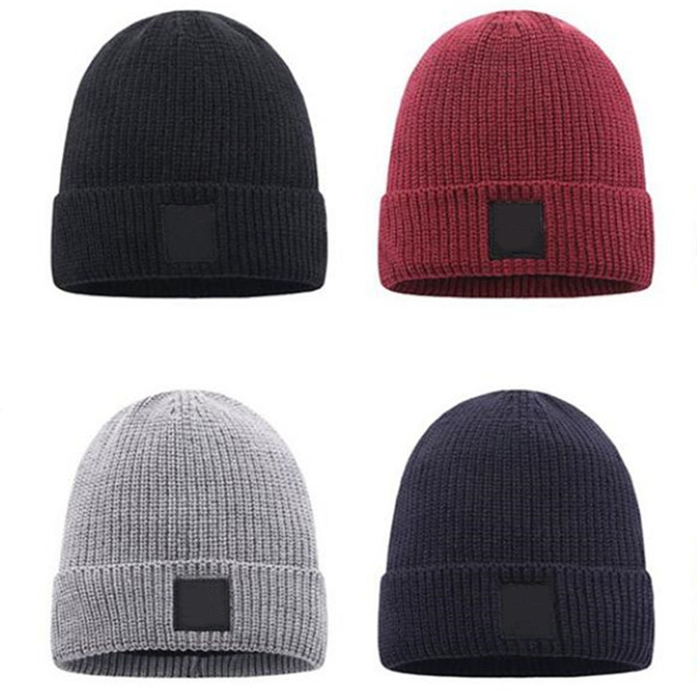 MT-Sports Fans Knit Beanie Caps Hat Football Team Embroidery Logo Winter Fashion Warm Wool Cap Hat Great Gift