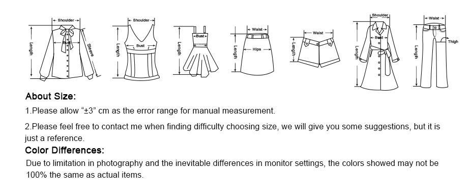 Size measurement