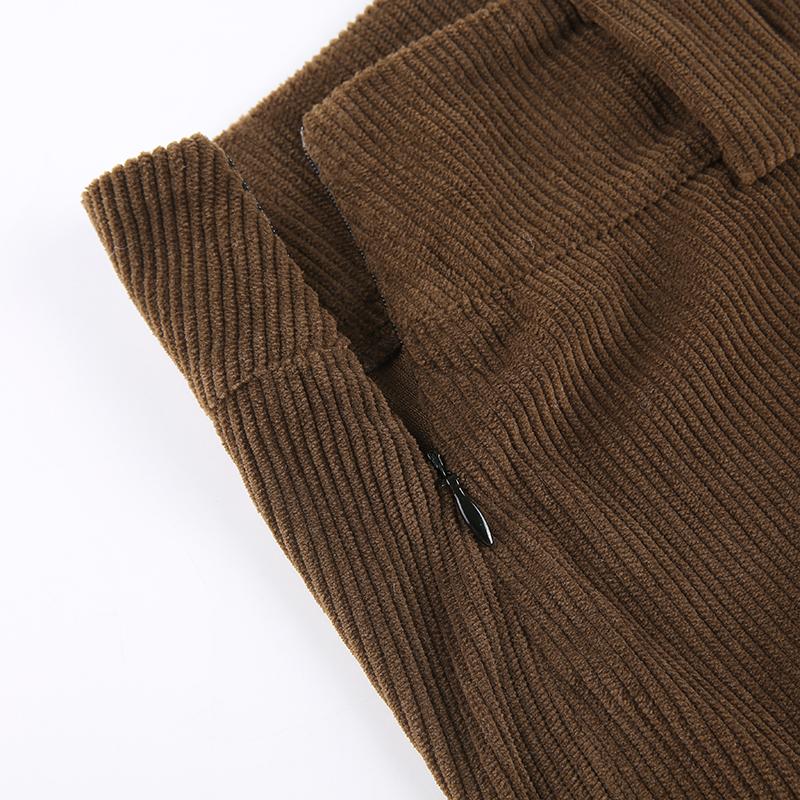 Corduroy Skirt (6)