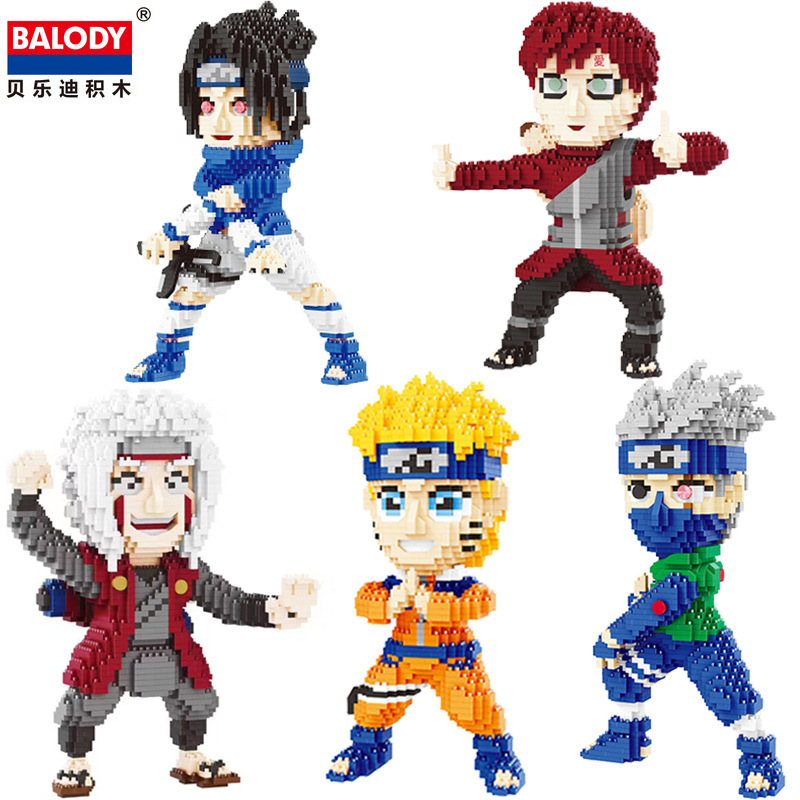 balody mini blocks naruto
