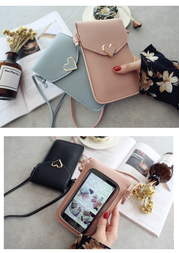 Touch-Screen-Cell-Phone-Purse-Smartphone-Wallet-Leather-Shoulder-Strap-Handbag-Women-Bag-for--X (5)