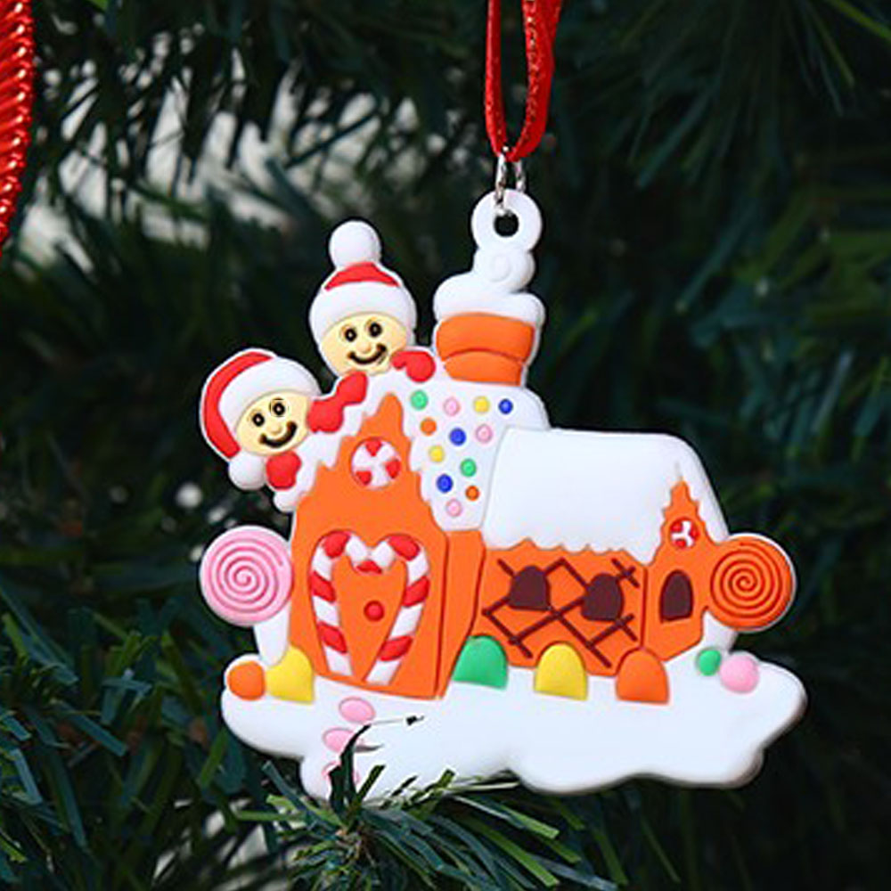 Christmas Ornament DIY Greetings 2020 Christmas Birthday Party Pandemic Social Distancing Christmas Tree Pendant Accessories